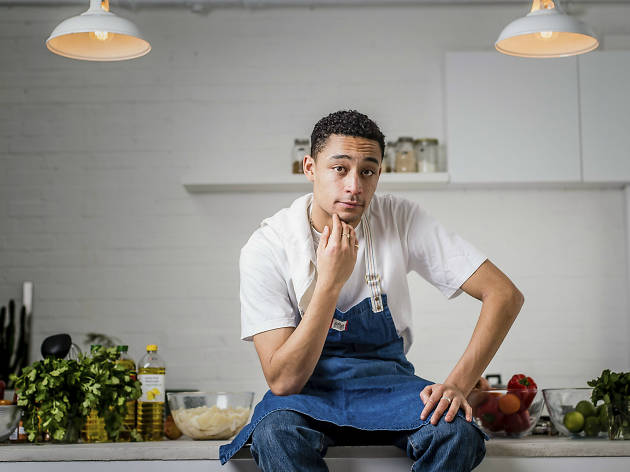 Loyle Carner: 'It's so positive that young men are able to open up'