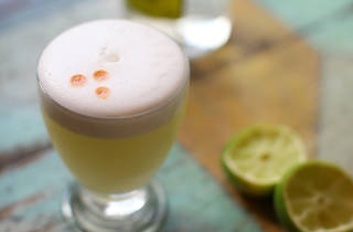 London's best pisco sours, senor ceviche
