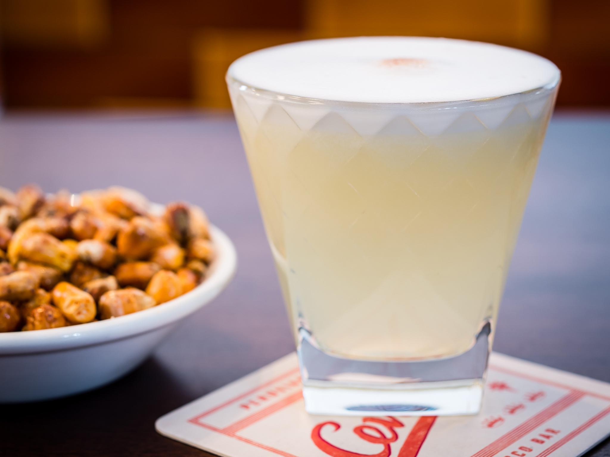 London's best pisco sours, ceviche old st