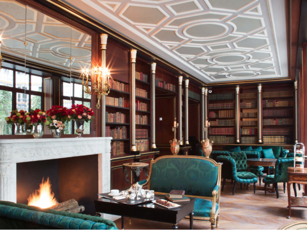 The most elegant hotels on the Left Bank
