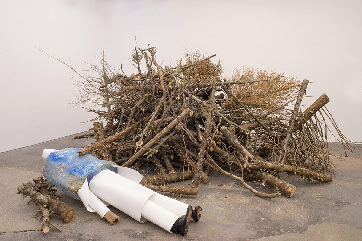 """Joanna Malinowska, """"Not a Metaphorical Forest"""""""