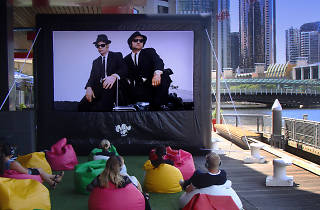 WTC Wharf Outdoor Cinema