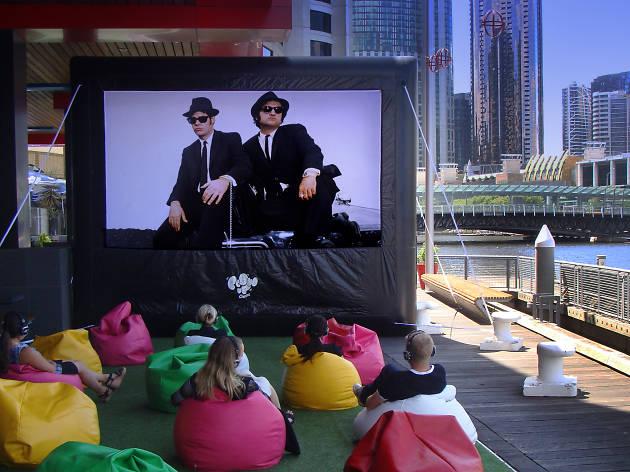 WTC Wharf Outdoor Cinema