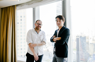 Tak Umezawa meets Marcus Webb | Time Out Tokyo