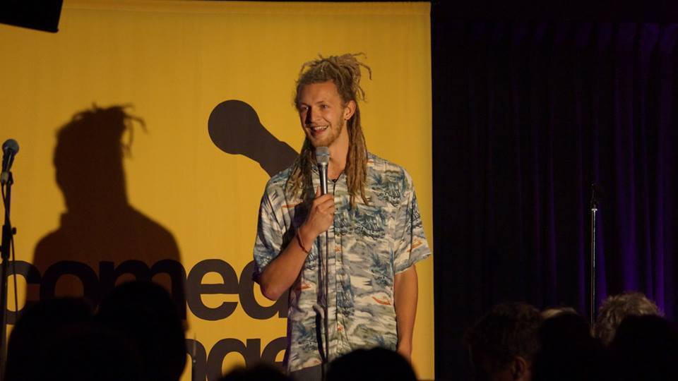 Crackhouse Comedy presents Rory Lowe