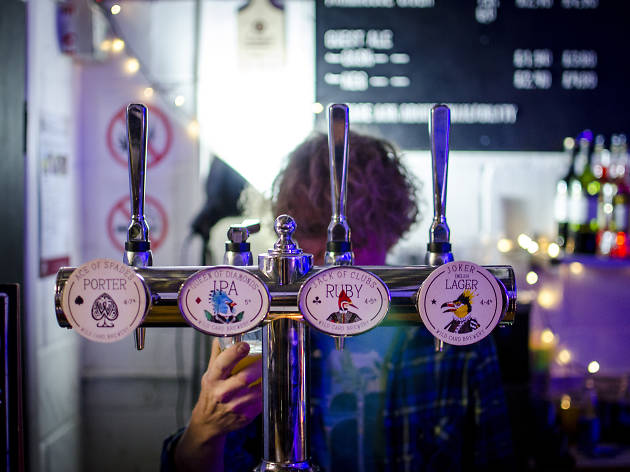Wildcard Brewery Octobeerfest