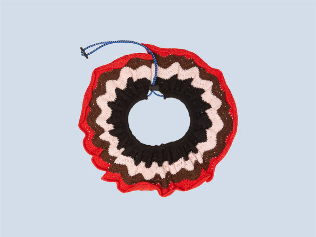 Crochet Collar, Valentine's Day gifts for her