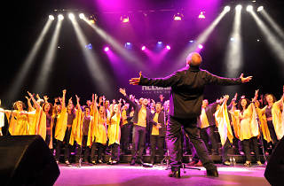 Black Music Festival 2017: Gospel Viu