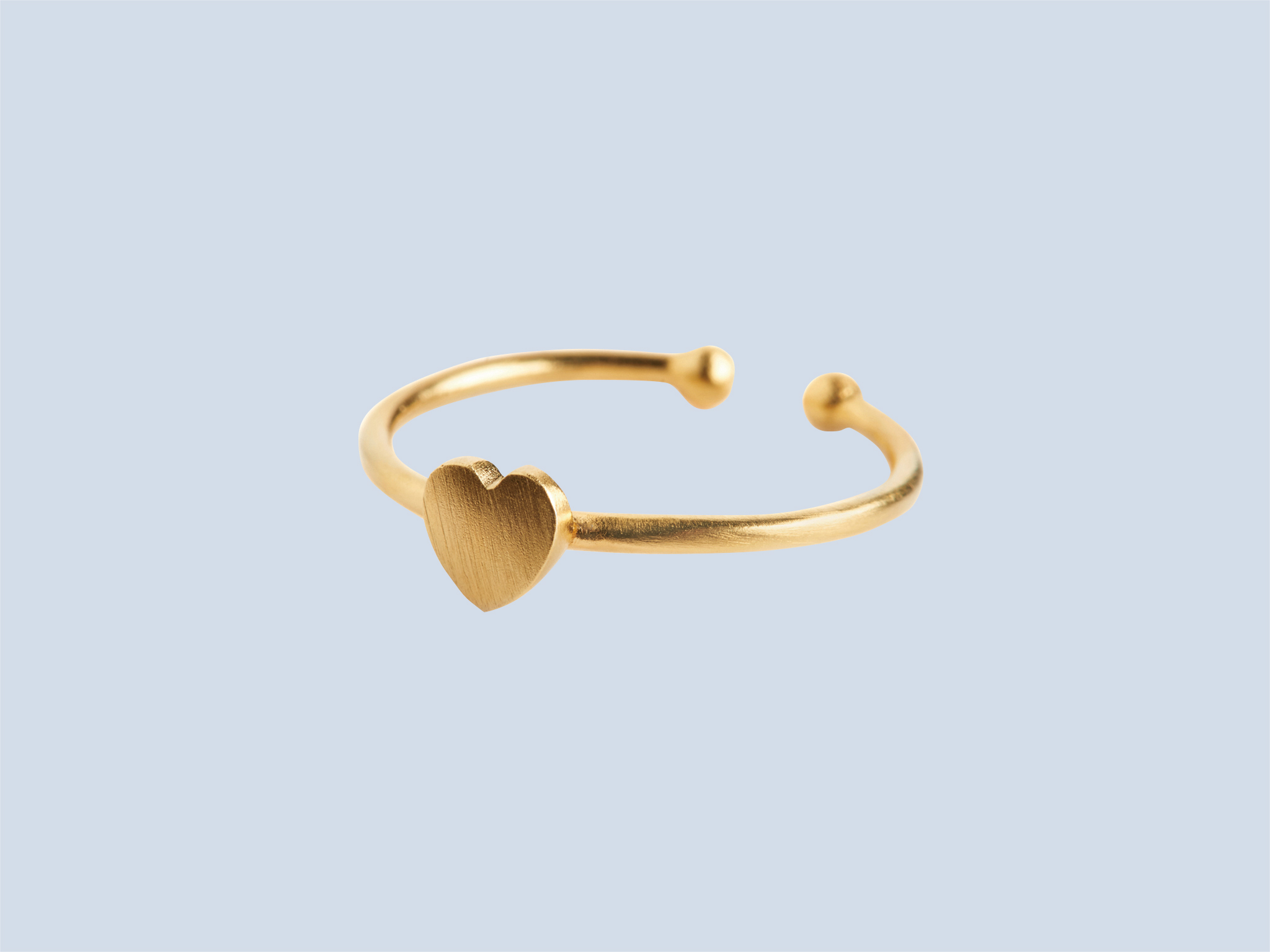 Pernille Heart Ring, Valentine's Day gifts for her