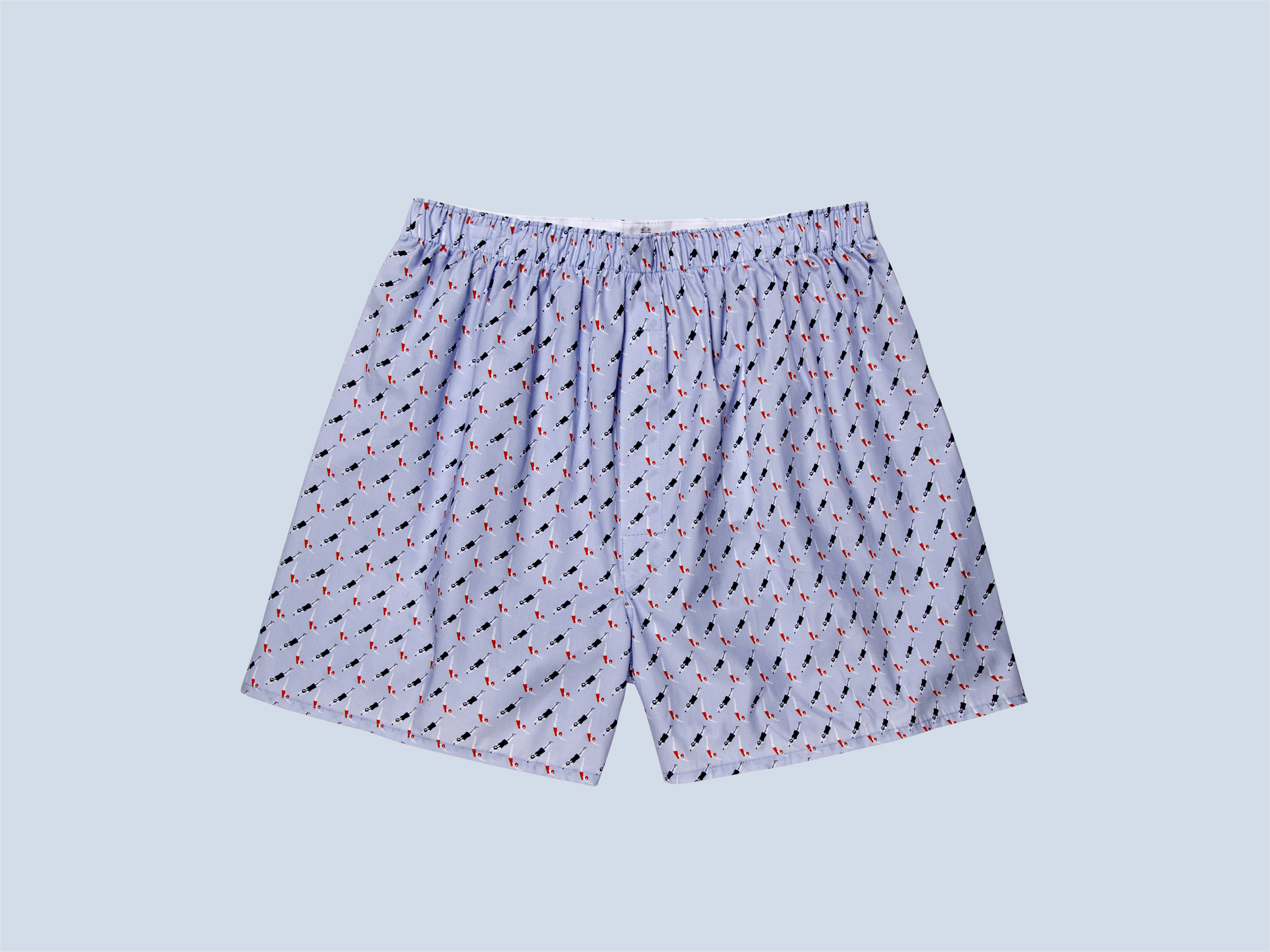 Blue Swimmers Boxers, Valentine's Day gifts for him