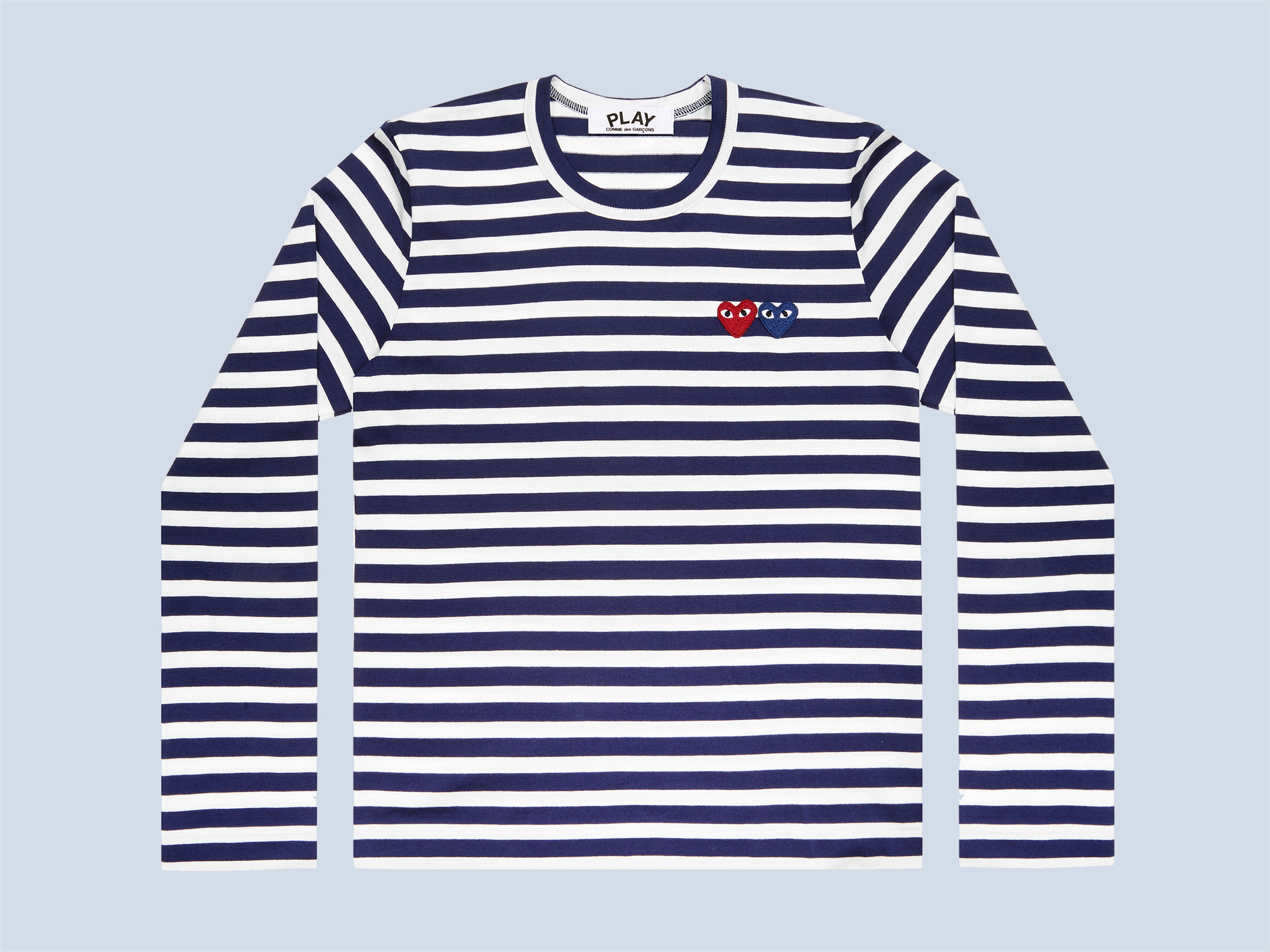 CDG Play Striped T-Shirt, Valentine's Day gifts for him