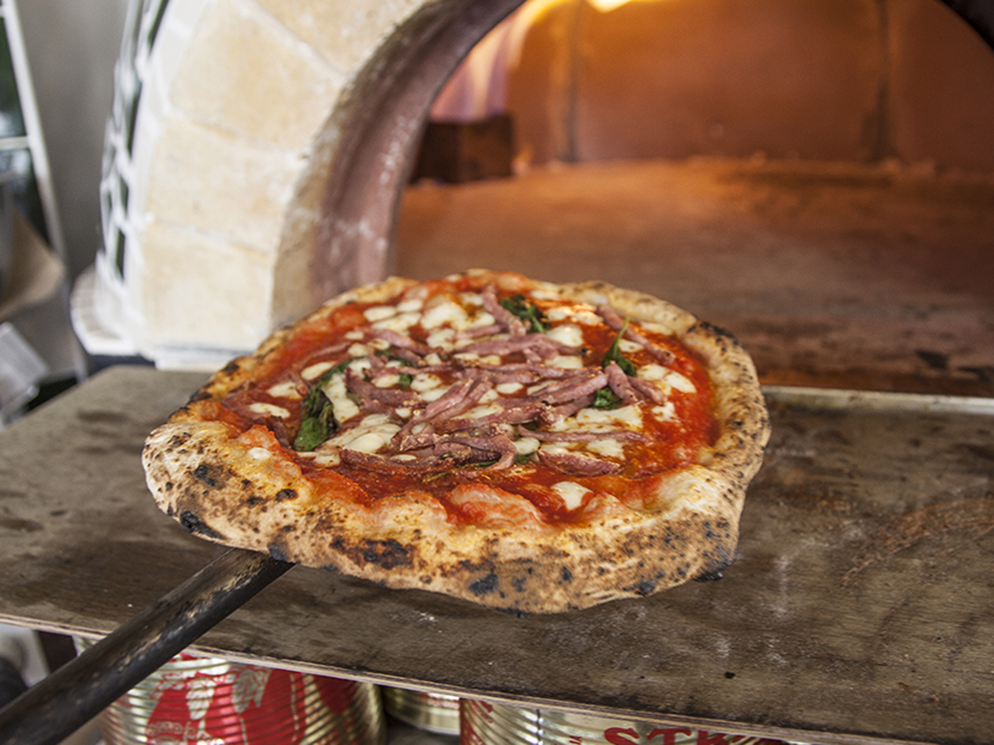 london's best pizza, pizza pilgrims