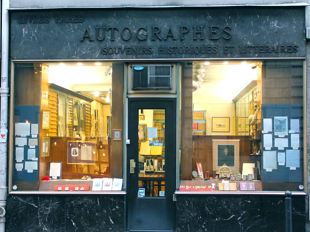 Autographes – Librairie Abbaye-Pinault