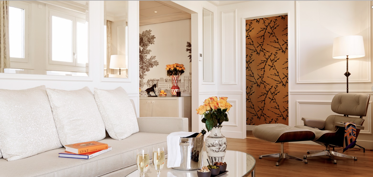 The most beautiful boutique hotels in Paris