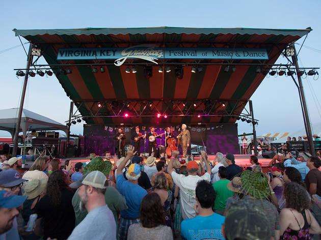 Virginia Key GrassRoots Festival