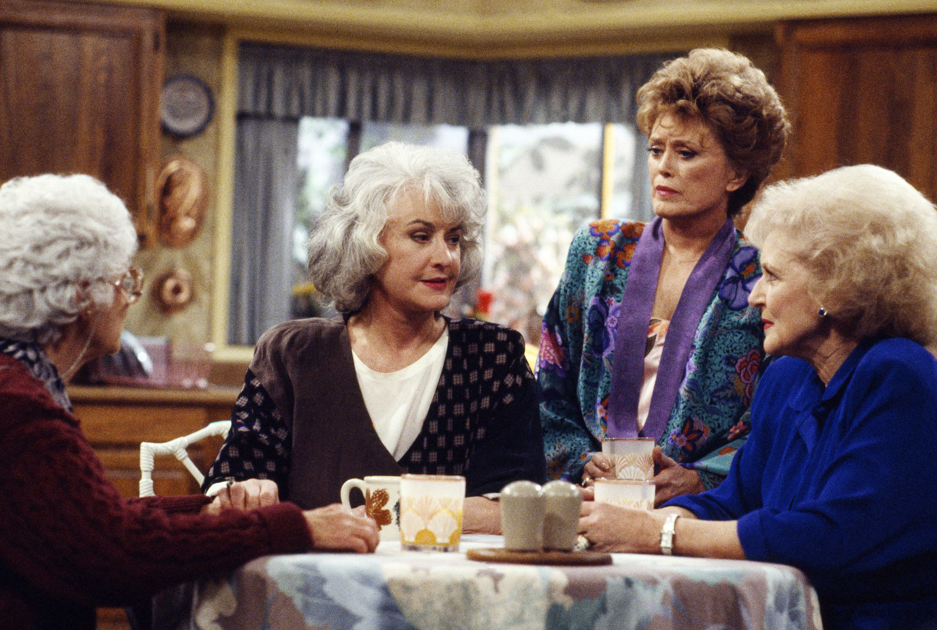 The Golden Girls cafe is now open in NYC
