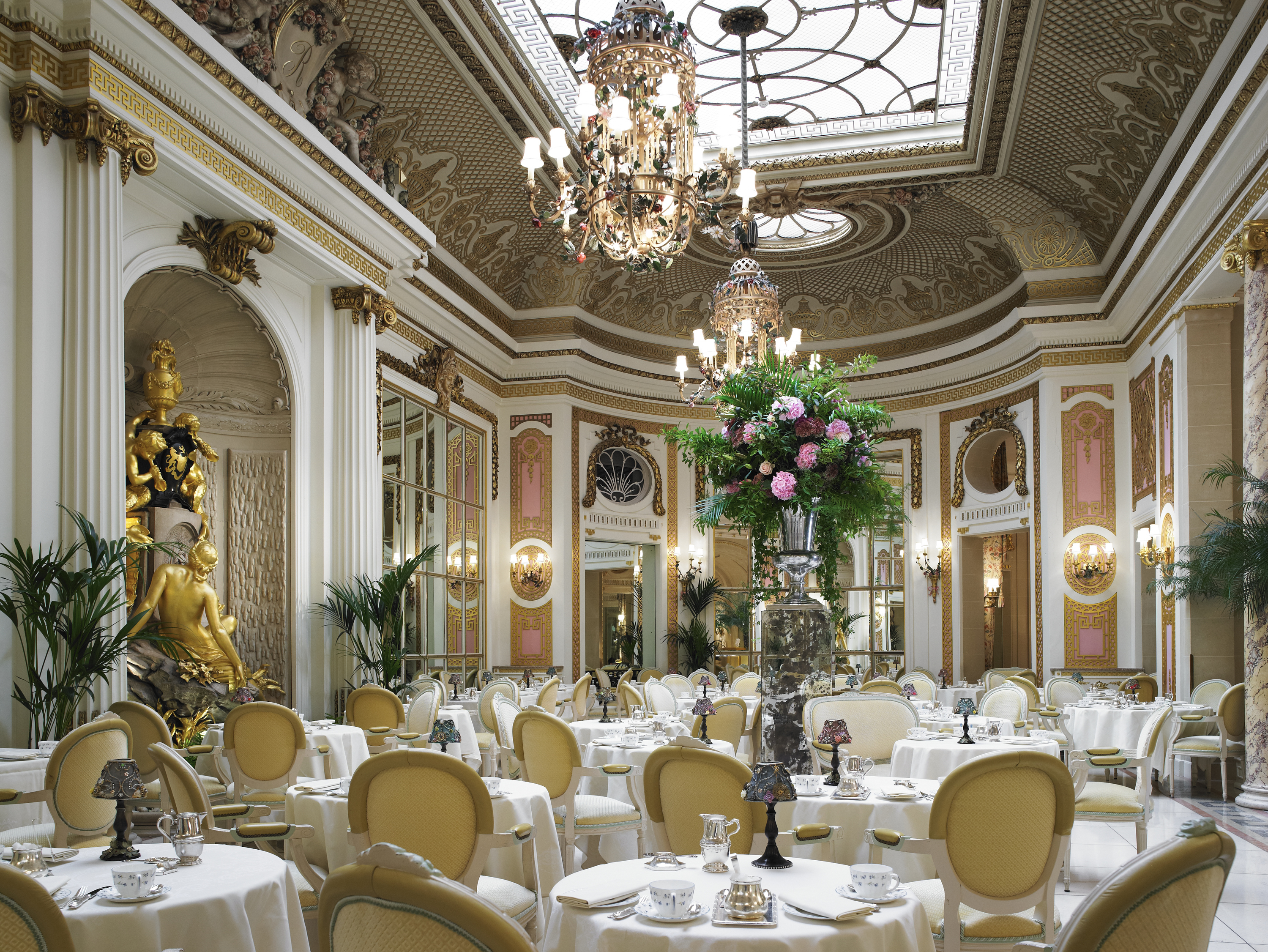 Palm Court at the Ritz