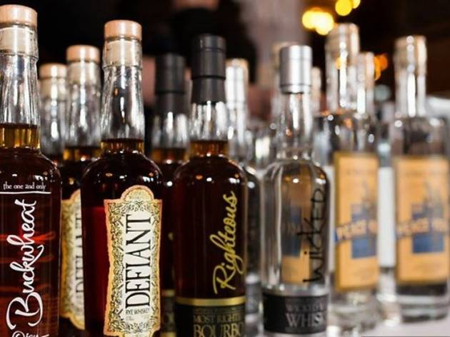 NYC Craft Distillers Fest