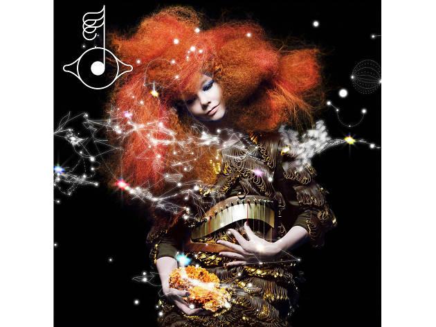 La portada de Biophilia de Björk