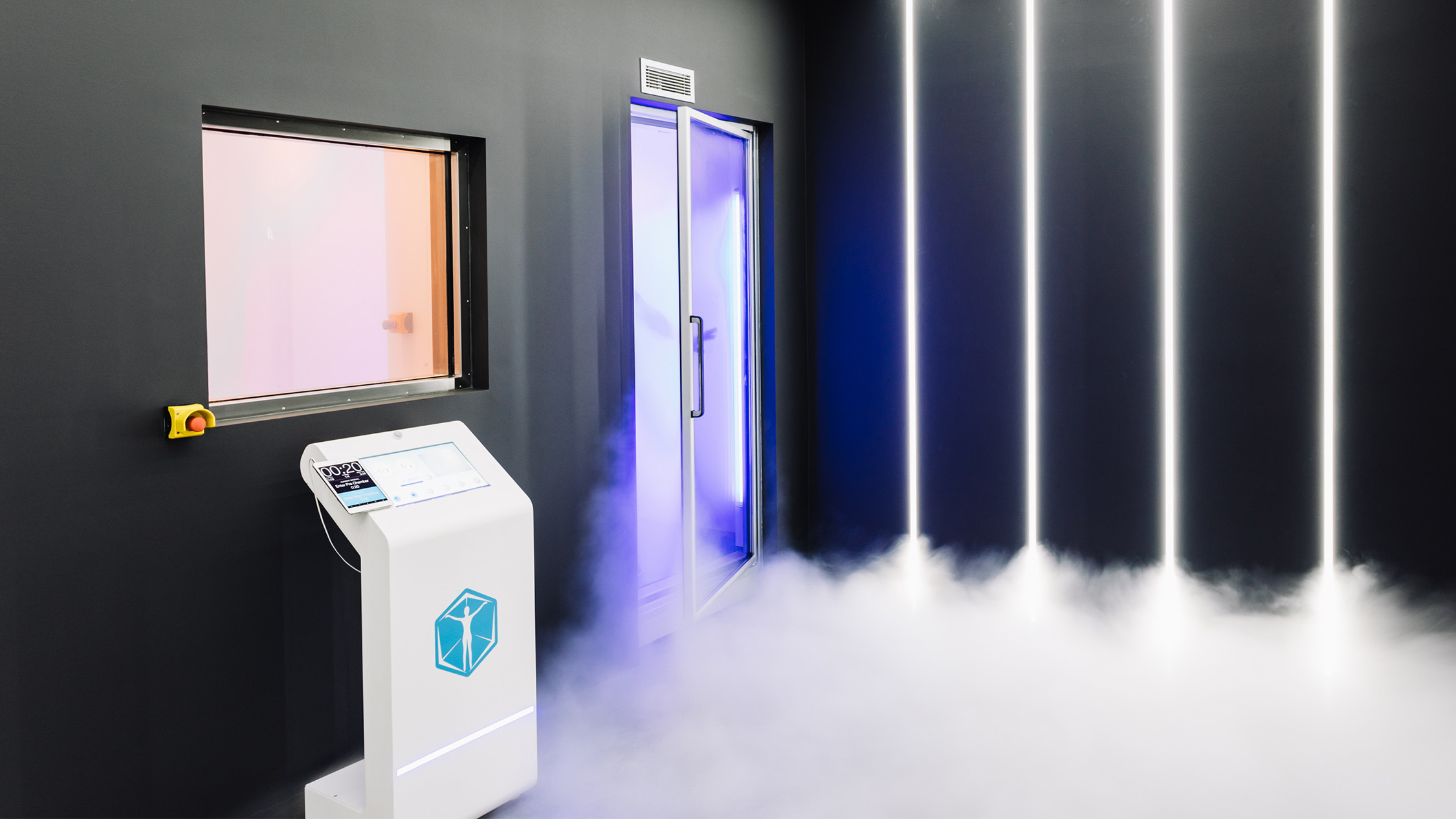 Gravity Cryotherapy