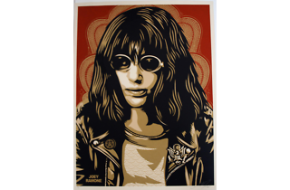 グラフティアート展「LA Graffiti Art Legend  Shepard Fairey」
