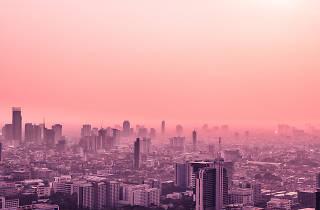 Valentine's Day in Bangkok