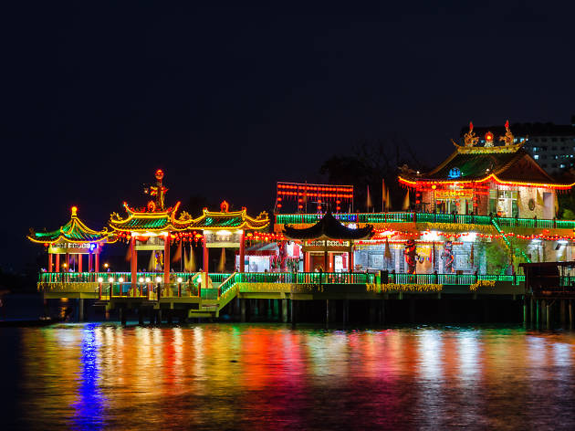 Kuan Yin Floating Temple (Hean Boo Thean)