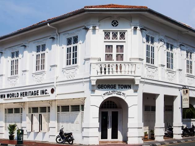 George Town Heritage