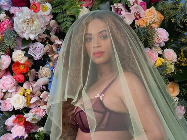 Beyoncé on female strength