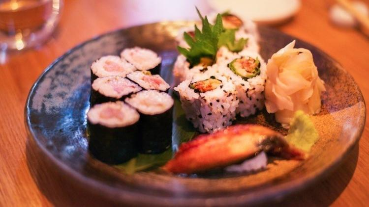 Paris's best sushi restaurants