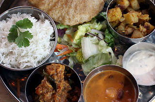 indian tiffin room