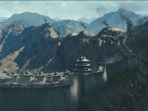 """5 raons per les que has d'anar a veure """"La Gran Muralla"""""""