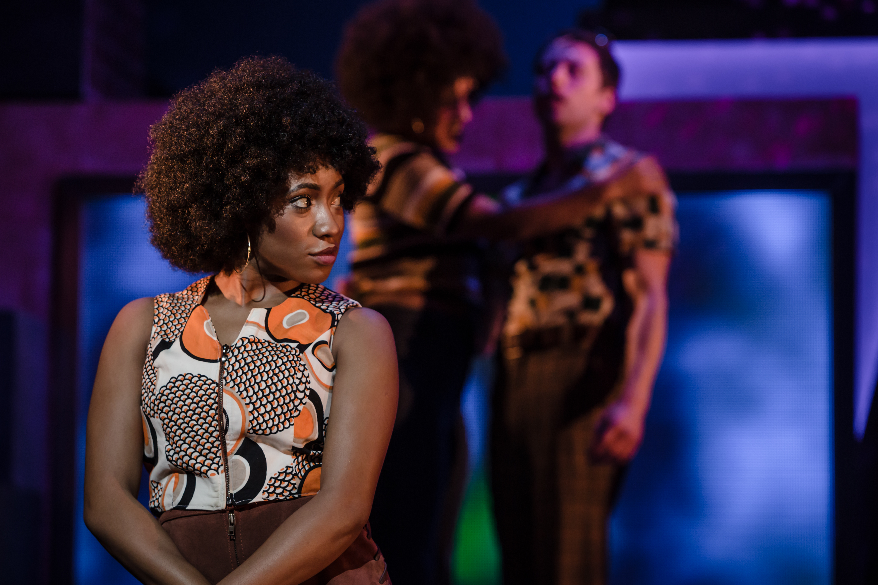 Review: The Bubbly Black Girl Sheds Her Chameleon Skin