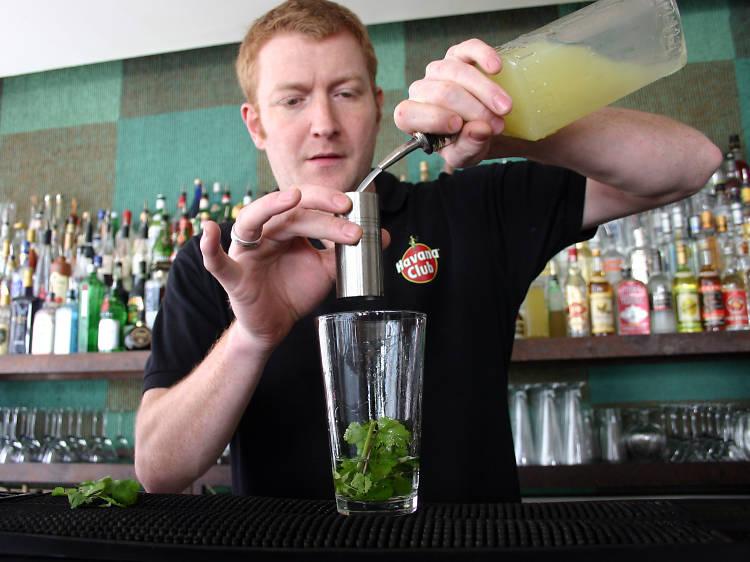 Gin Garden - Cinco Lounge