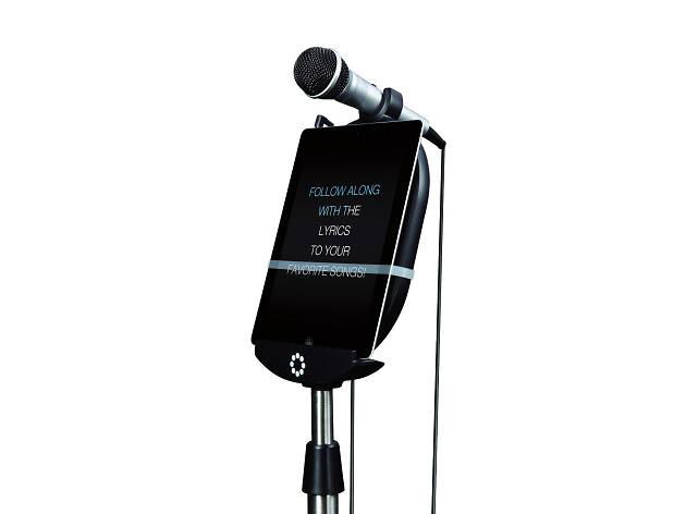 Karaoke - Micro e iPad