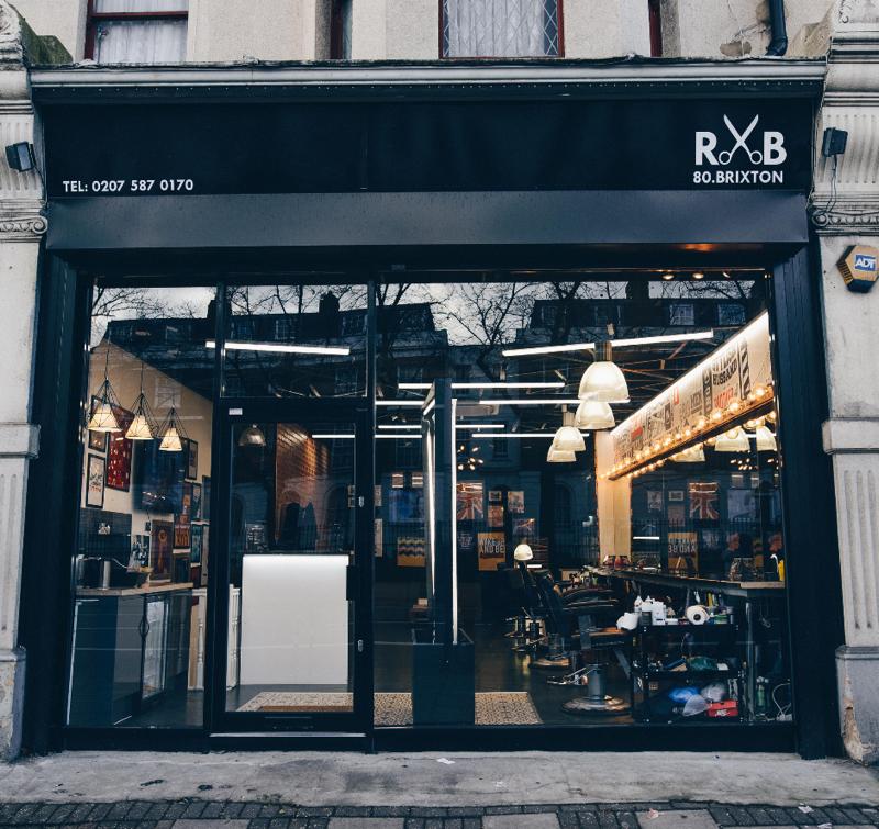 RXB Barbers