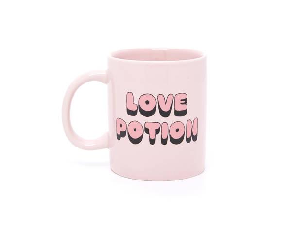 bando Love Potion mug