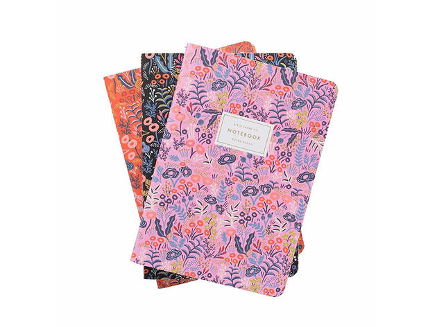 Rifle Paper Company notebooks