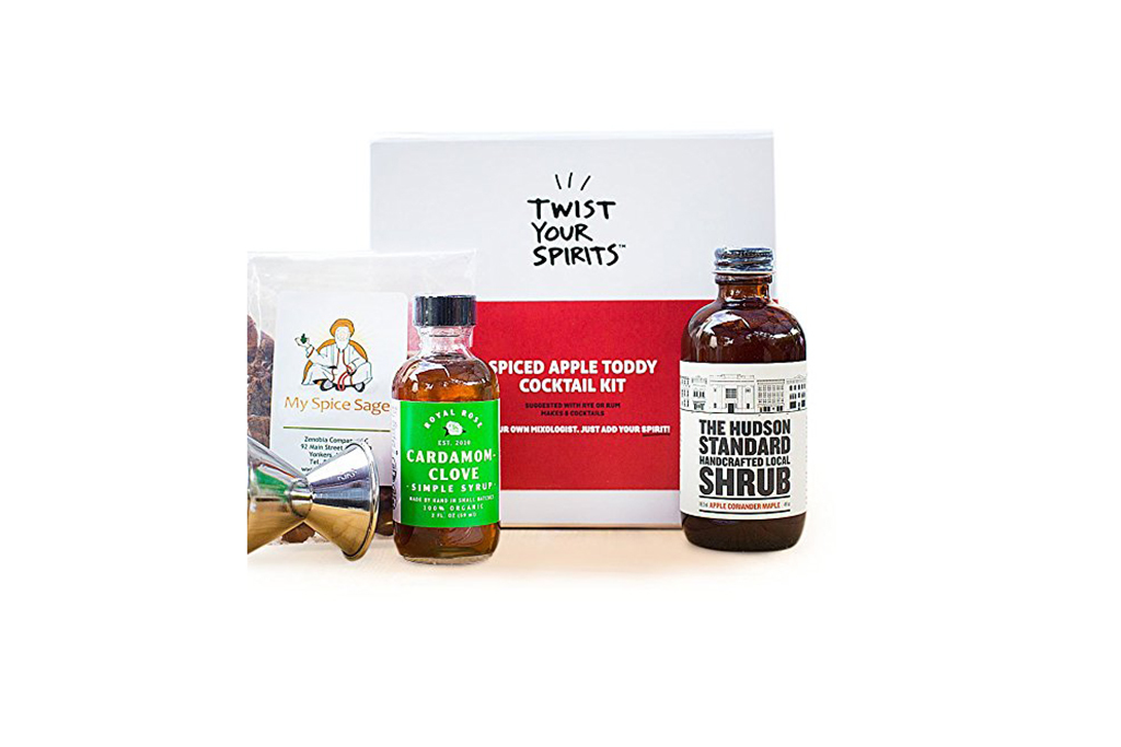 Twist Your Spirits Cocktail kit