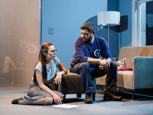 Theater review: Fade finds comedy in Latinx class tension from Hollywood