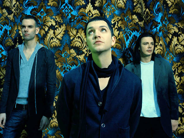 Placebo en la era de su disco Meds