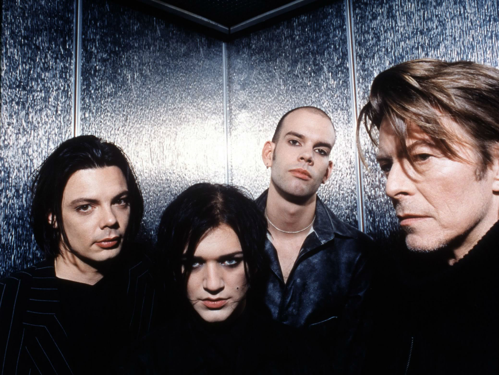 Placebo con David Bowie