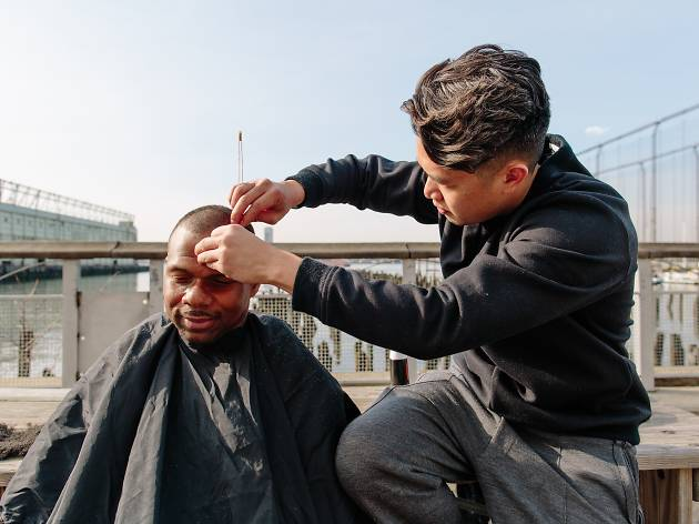 CUT Festival: The Art of Barbering