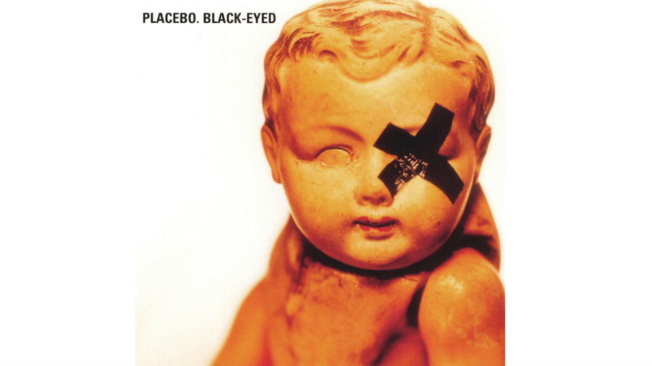 Portada de Black-Eyed de Placebo