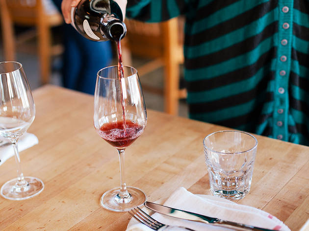 Austin's essential wine bars