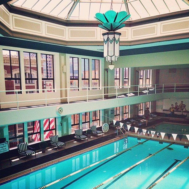 The Hotel at Los Angeles Athletic Club