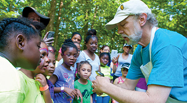 Girl Scouts of Greater New York at Camp Kaufmann
