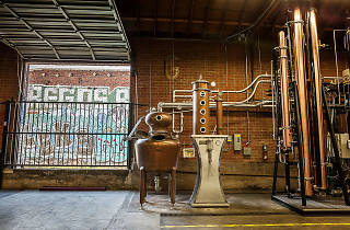 Greenbar Distillery