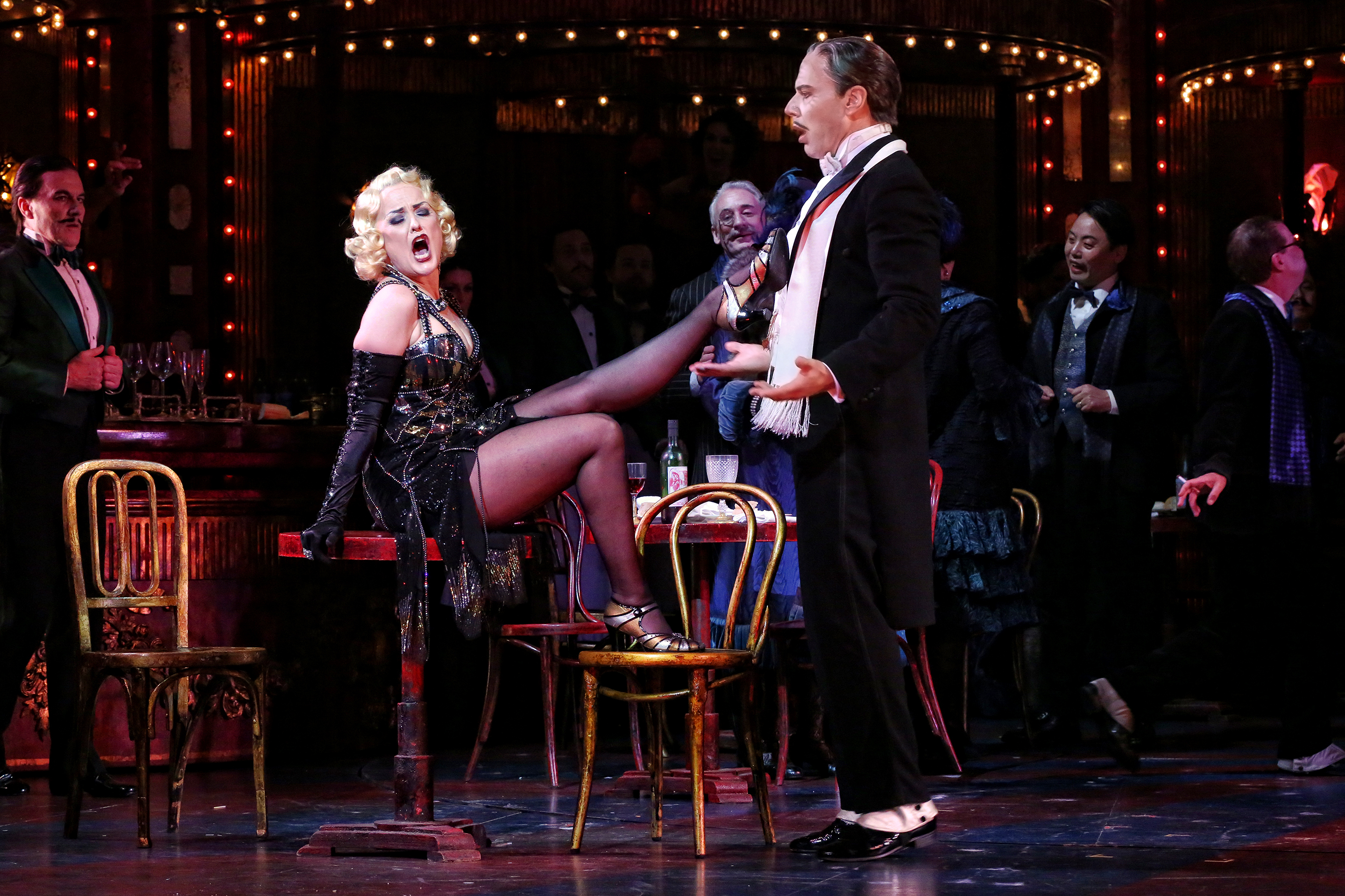 Win dinner and tickets to La Bohème