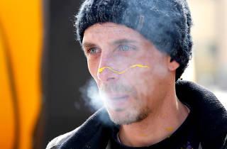 Rencontre avec le street artiste Astro, hyperactif de l'aérosol